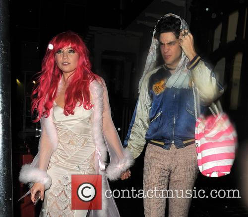 Daisy Lowe and Thomas Cohen 5
