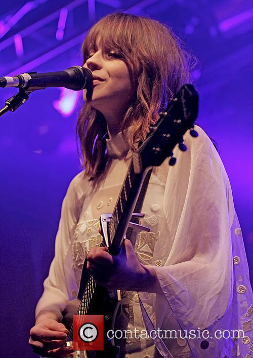 Gabrielle Aplin performs at O2 Academy Liverpool