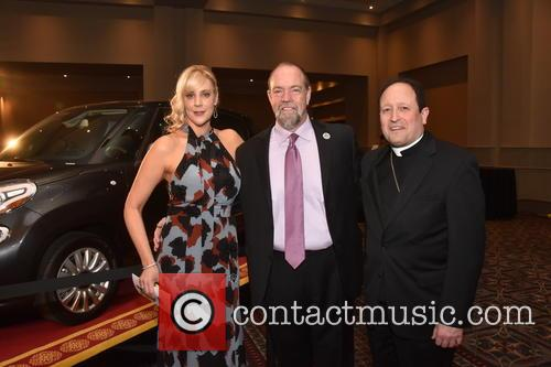 Pope Francis, Kate Chapman, Michael Chapman and Bishop John J. Mcintyre 4