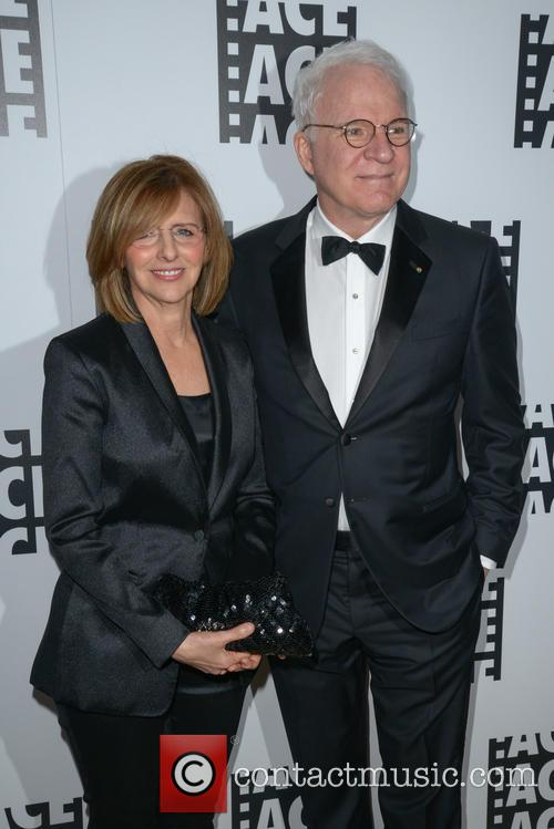 Nancy Meyers and Steve Martin