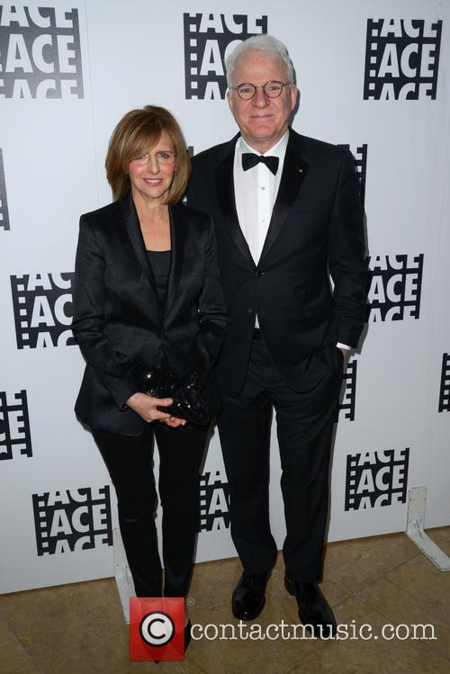 Steve Martin and Nancy Meyers 10