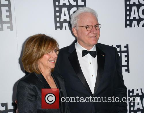 Nancy Meyers and Steve Martin 2
