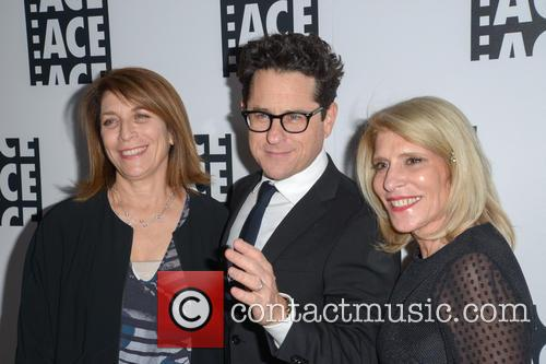 Maryann Brandon, J.j. Abrams and Mary Jo Markey 3