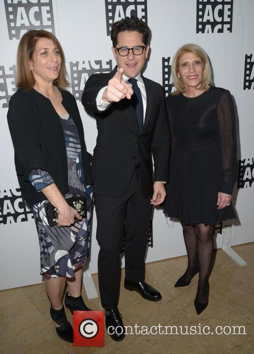 Maryann Brandon, J.j. Abrams and Mary Jo Markey 4
