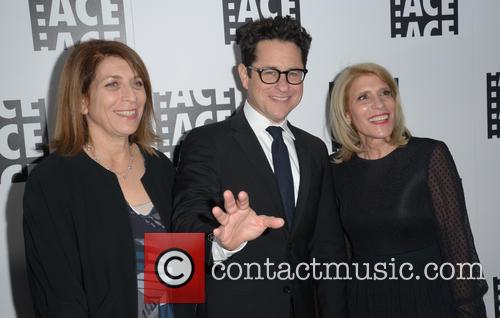 Maryann Brandon, J.j. Abrams and Mary Jo Markey 5