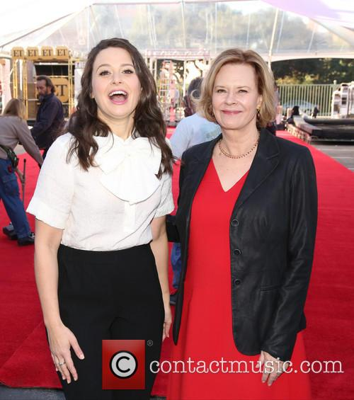 Katie Lowes and Jobeth Williams 8