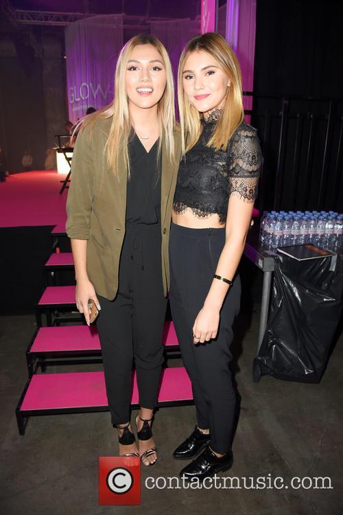 Anna Maria Damm and Stefanie Giesinger 1