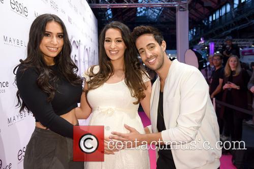 Lamiya Slimani, Sami Slimani and Dounia Slimani 4
