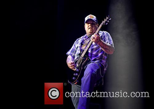 Chris Robertson and Black Stone Cherry 4