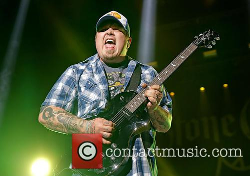 Chris Robertson and Black Stone Cherry 8