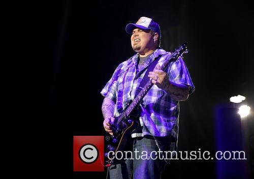 Chris Robertson and Black Stone Cherry 10