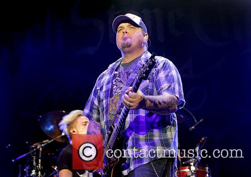 Chris Robertson and Black Stone Cherry 11