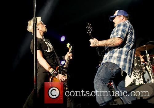Black Stone Cherry, Chris Robertson and Ben Wells 9