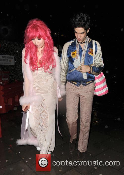 Daisy Lowe and Thomas Cohen 7