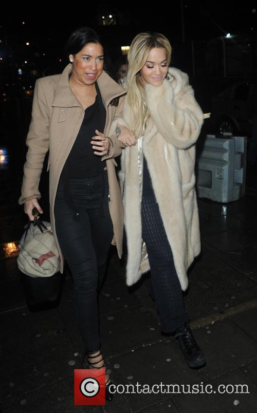 Rita Ora and R 7