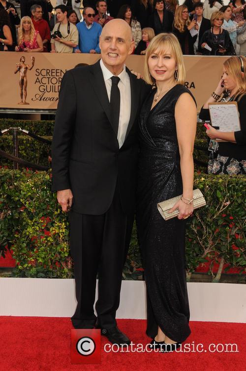 Jeffrey Tambor and Kasia Ostlun 2