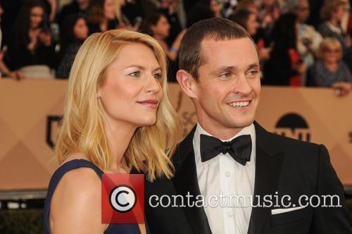 Claire Danes and Hugh Dancey 2