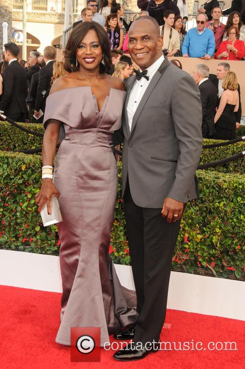 Viola Davis and Julius Tennon 4