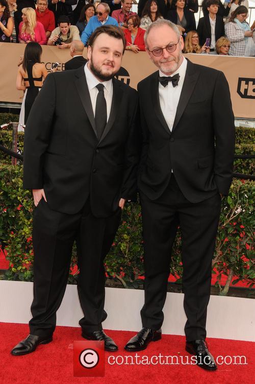 John Bradley and Liam Cunningham 1