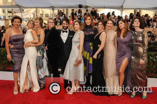 Amy Landecker, Melora Hardin, Cherry Jones, Jay Duplass, Carrie Brownstein, Our Lady J, Kathryn Hahn, Emily Robinson and Trace Lysett 4