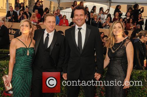 Nanci Chambers, Charissa Barton, Alan Tudyk and David James Elliot 1