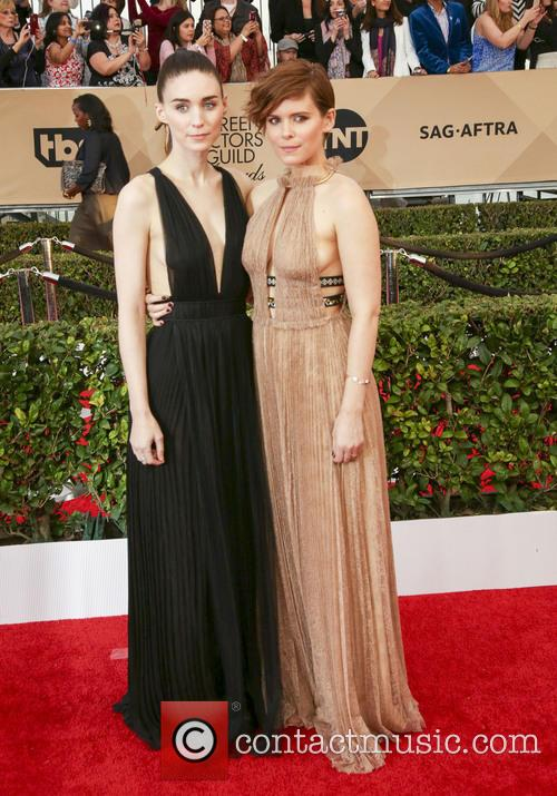 Rooney Mara and Kate Mara 2