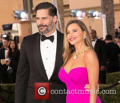 Joe Manganiello and Sofía Vergara 11
