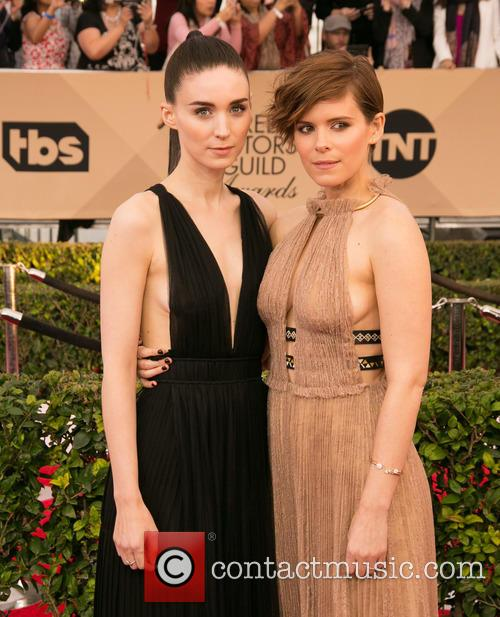 Rooney Mara and Kate Mara 10
