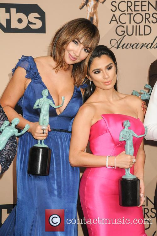 Jackie Cruz and Diane Guerrero 1