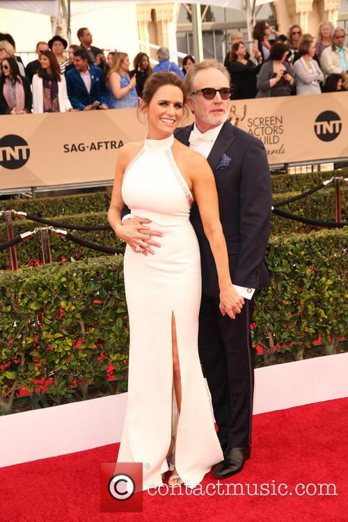 Amy Landecker and Bradley Whitford 1