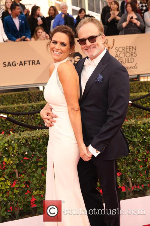 Amy Landecker and Bradley Whitford 3