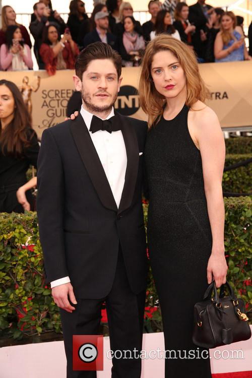 Iwan Rheon and Zoe Grisedale 3