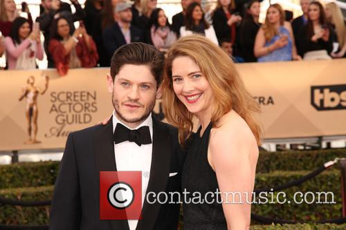 Iwan Rheon and Zoe Grisedale 4