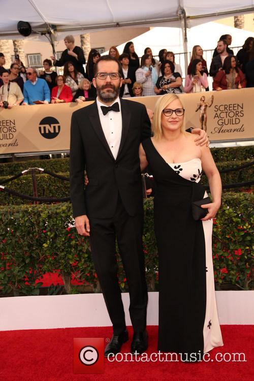 Eric White and Patricia Arquette 1
