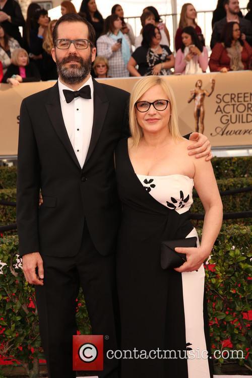Eric White and Patricia Arquette 4