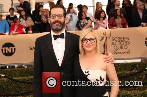 Eric White and Patricia Arquette 5