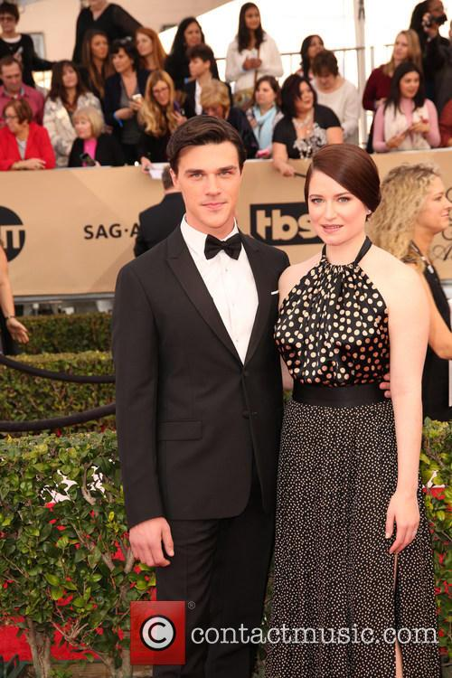 Finn Wittrock and Sarah Roberts 5