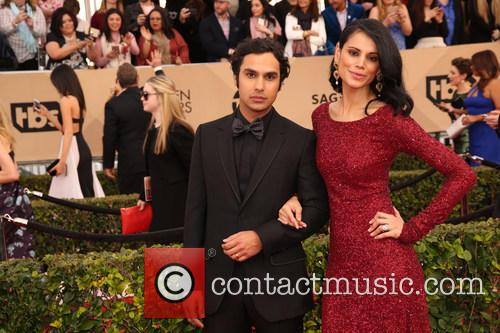 Kunal Nayyar and Neha Kapur 5