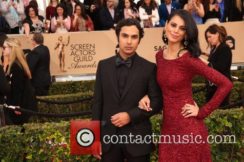 Kunal Nayyar and Neha Kapur 6