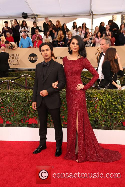 Kunal Nayyar and Neha Kapur 7