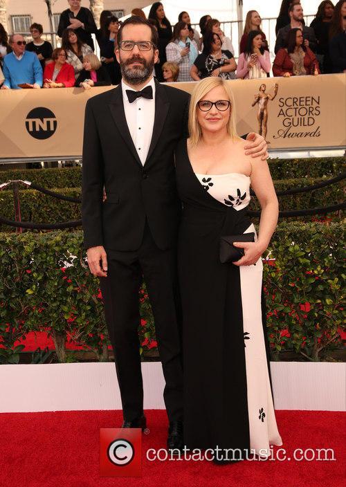 Eric White and Patricia Arquette 6