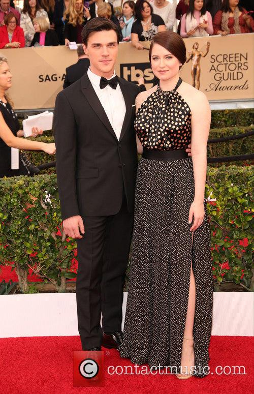 Finn Wittrock and Sarah Roberts 8