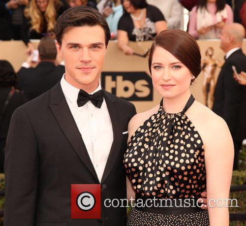 Finn Wittrock and Sarah Roberts 9
