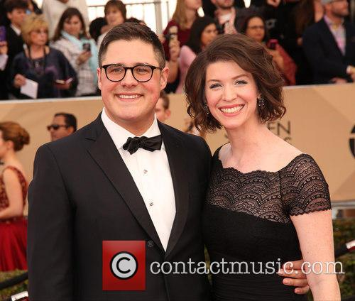 Rich Sommer and Virginia Donohoe 1