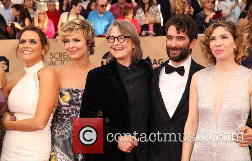 Amy Landecker, Jay Duplass and Carrie Brownstein 4