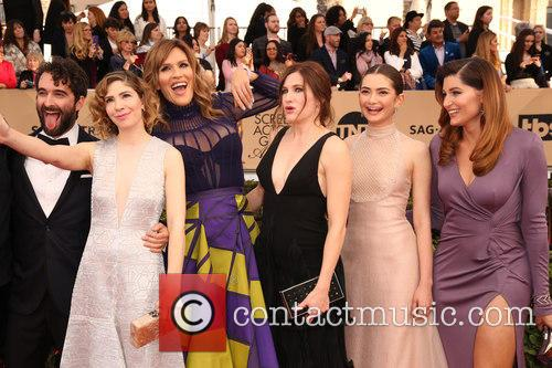 Jay Duplass, Carrie Brownstein, Our Lady J, Kathryn Hahn, Emily Robinson and Trace Lysette 4