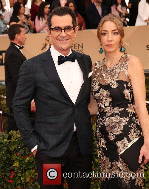 Ty Burrell and Holly Anne Brown 8