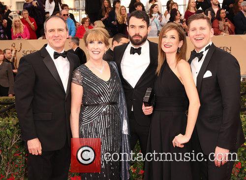 Kevin Doyle, Phyllis Logan, Tom Cullen, Raquel Cassidy and Allen Leech 6