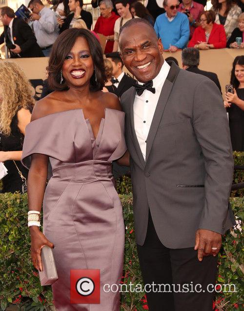 Julius Tennon and Viola Davis 2