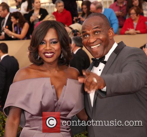 Julius Tennon and Viola Davis 3
